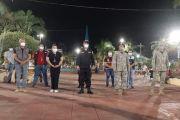 El comando Covid provincial retoma sus actividades de fiscalización en toda la provincia de San Martín